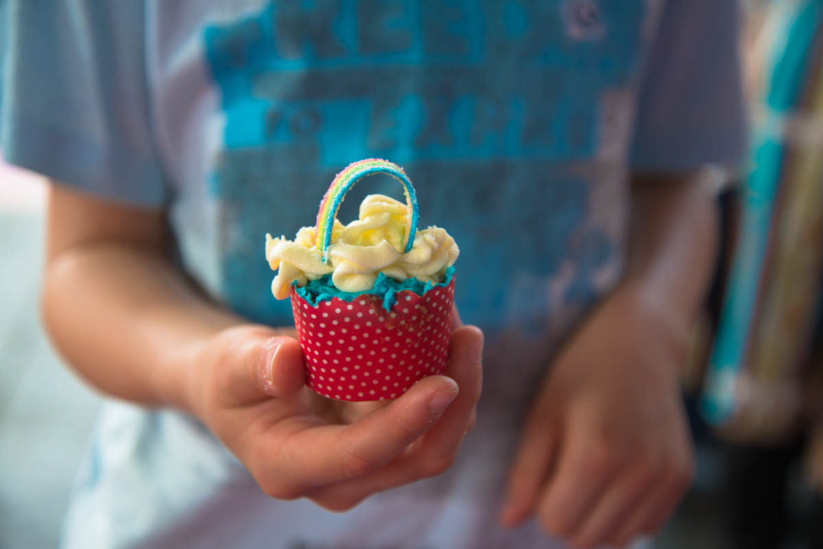 Make your own cupcakes at South Bank's Regional Flavours, Brisbane