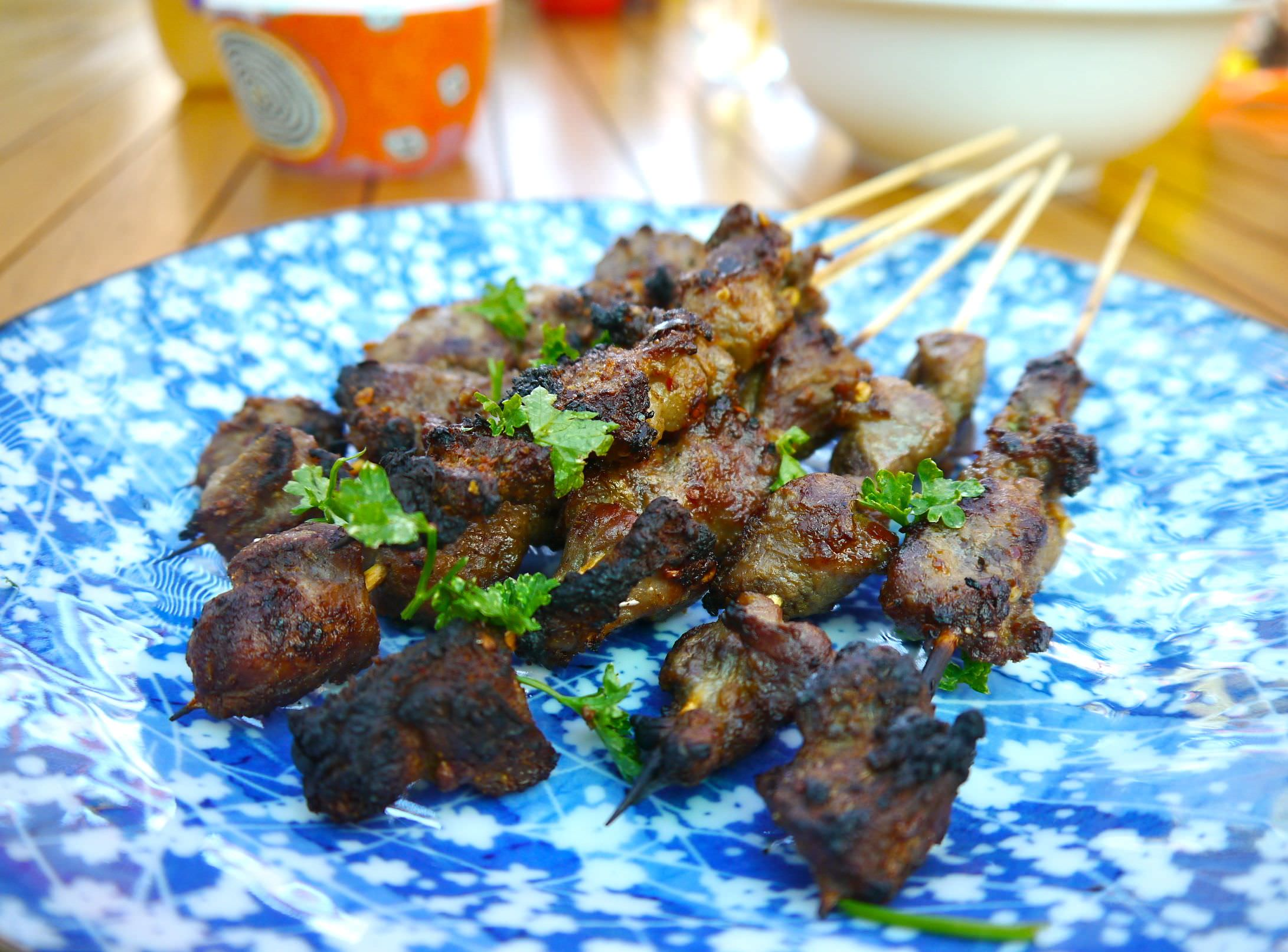 Addictive mouth numbing xinjiang chilli lamb skewers the hungry addictive mouth numbing xinjiang chilli lamb skewers the hungry australian forumfinder Choice Image