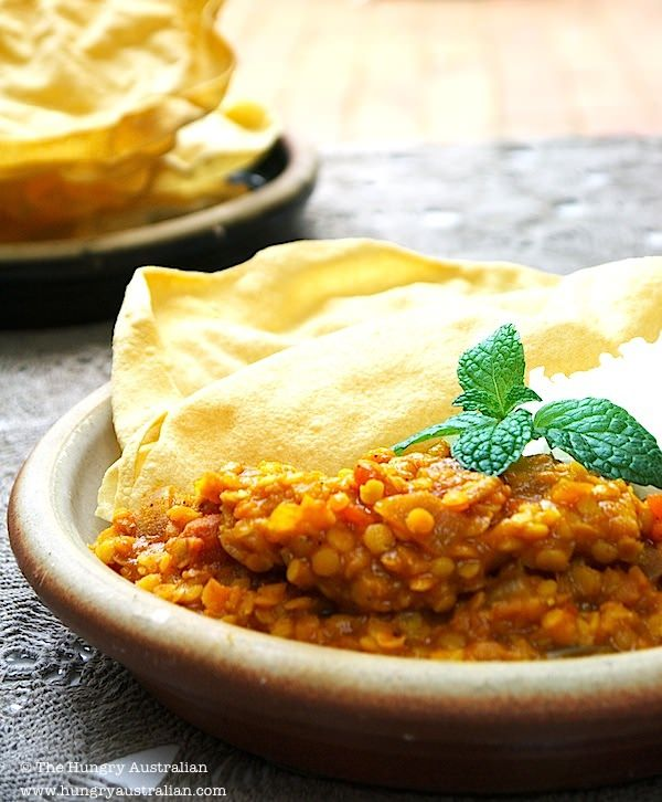 Red lentil dahl for a rainy day the hungry australian red lentil dahl for a rainy day forumfinder Choice Image