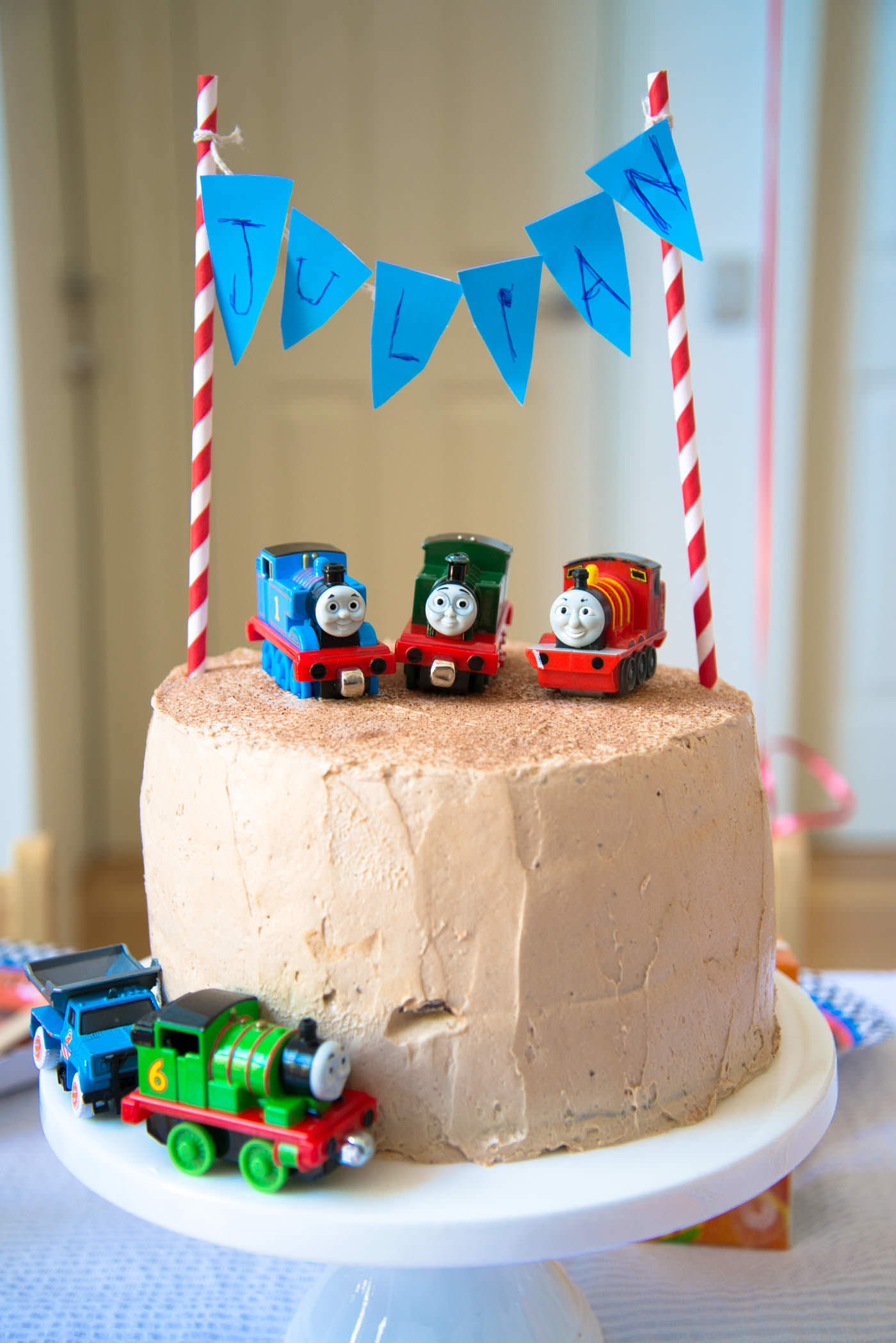 Thomas The Tank Engine Cake The Hungry Australian
