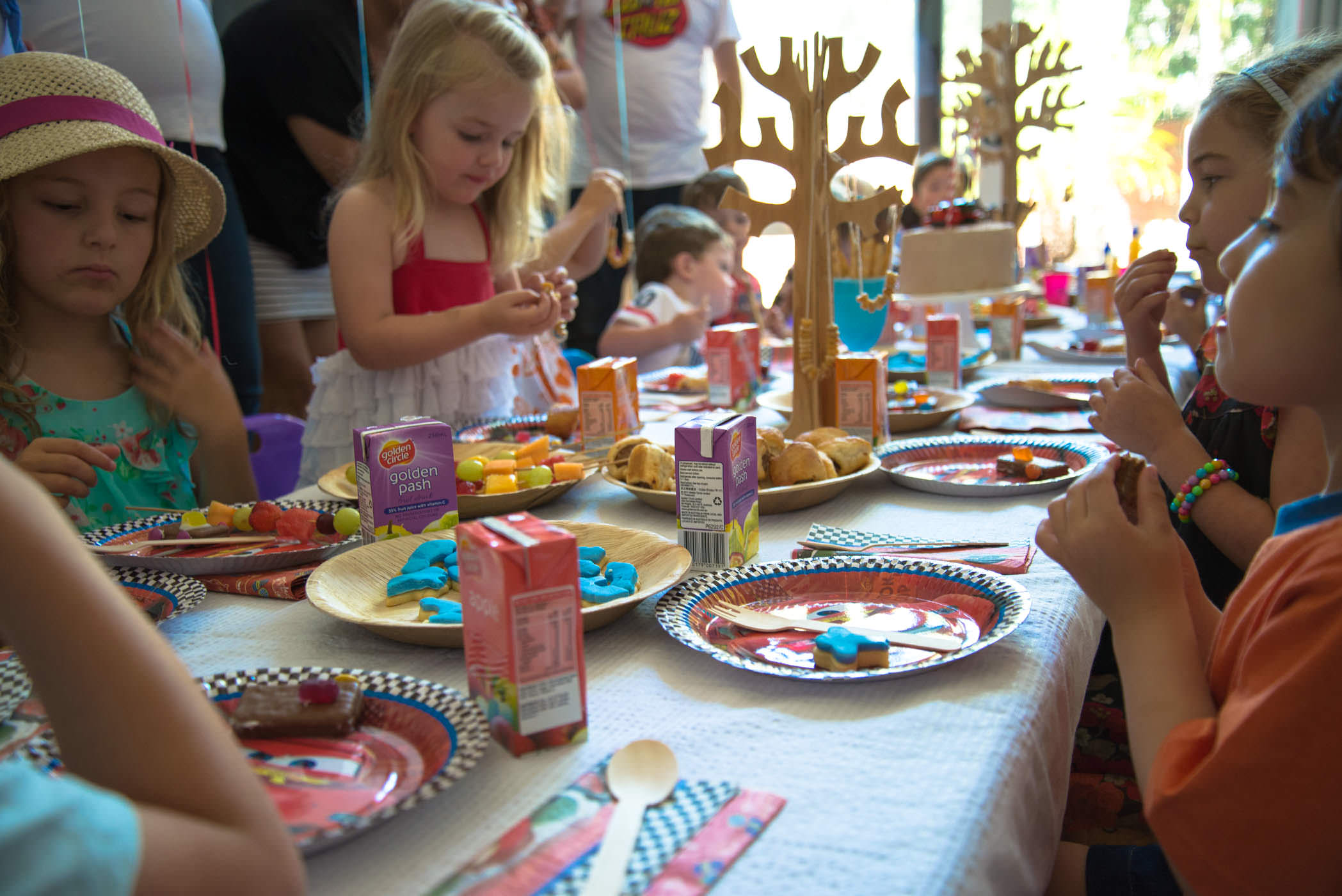 kids party food The Hungry Australian
