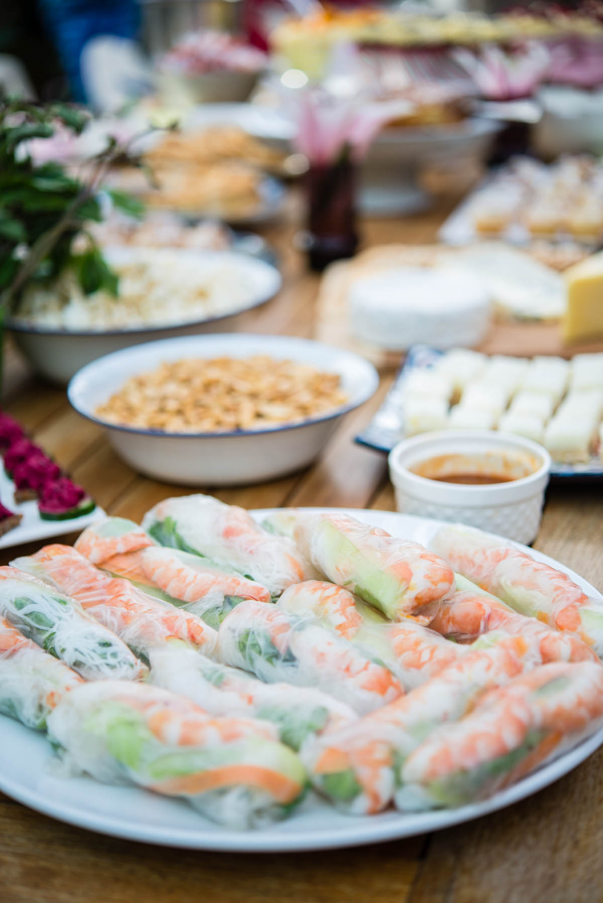 High tea menus and recipes - Dsc_5711