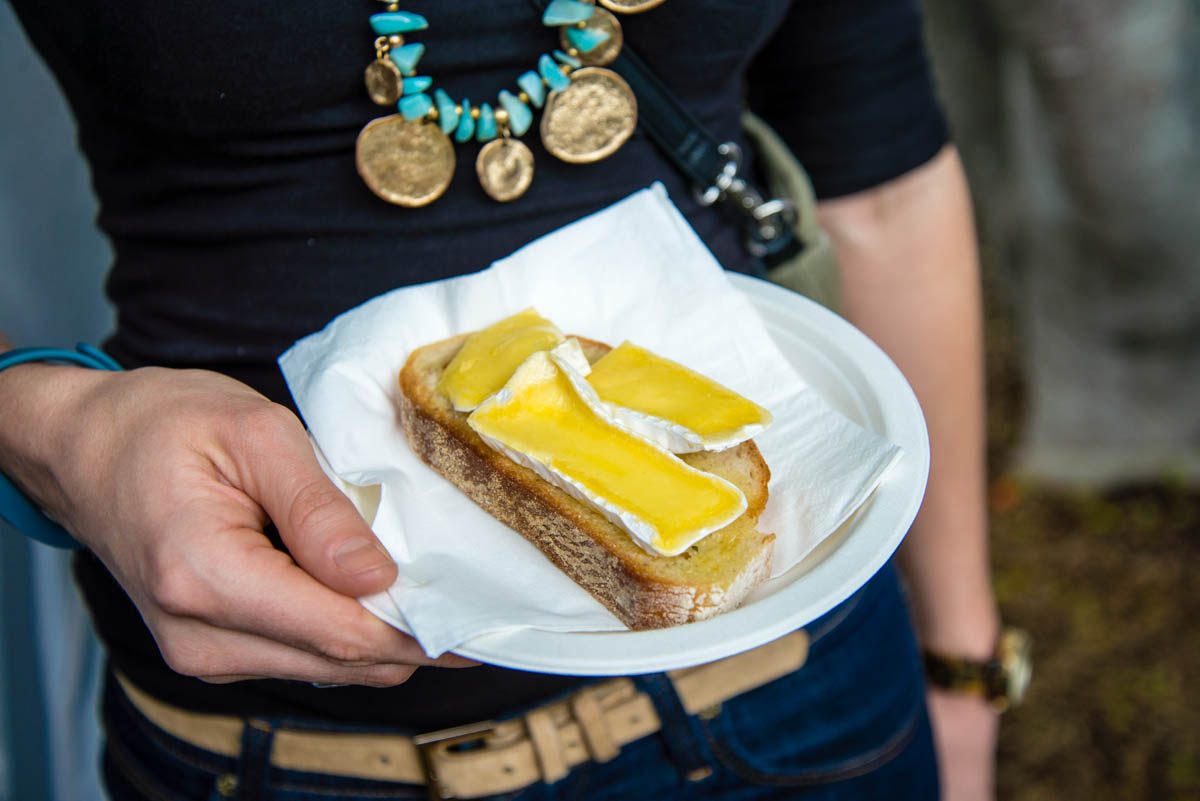 Grilled Cheese at South Bank's Regional Flavours, Brisbane