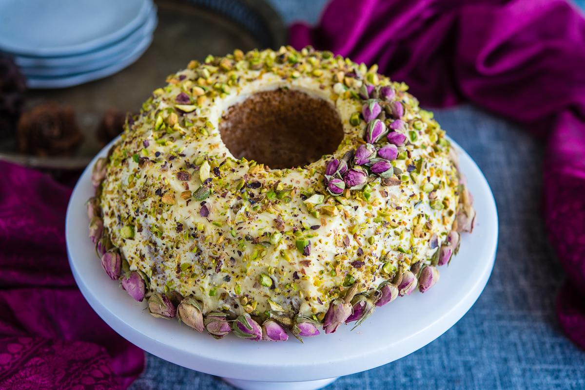 Persian Wedding Cake